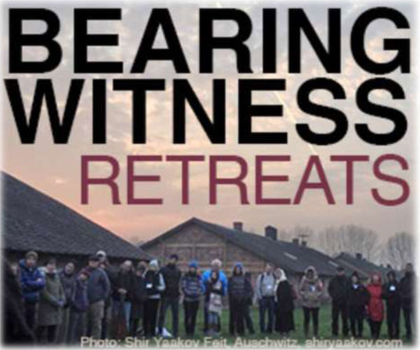 """Bearing Witness Retreat in Auschwitz"""