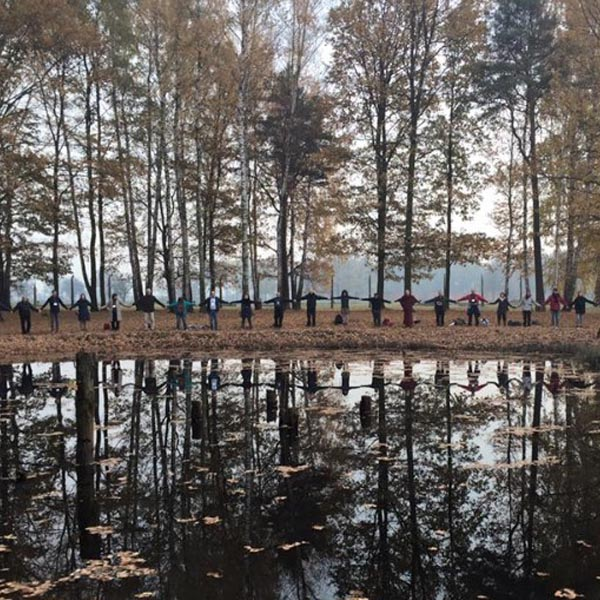 How has my life changed—Auschwitz Bearing Witness Retreat, by Vivi Letsou
