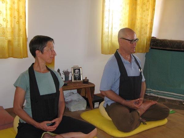 The Circle of the Way: Zen Practice and Yoga